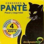 DiccionarioLibre - Pante
