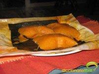 DiccionarioLibre - Pastel en Hoja